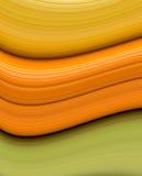 Digitaly gecreeerd abstract art. als achtergrond Stock Foto