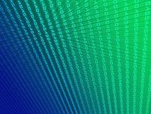 Digitdaten-Auszugsabbildung Stockfotografie