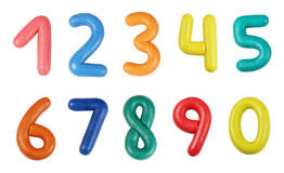 Digits Royalty Free Stock Photography