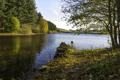 Digley reservior Royalty Free Stock Images