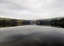 Digley-Reservoir Stockfotografie