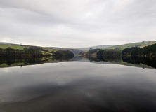 Digley reservoir Stock Photography