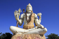 Dignified Pose of Lord Shiva Stock Photography