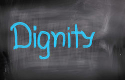 Dignity Concept Stock Photos