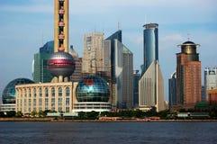 Dijk van Shanghai Stock Afbeelding