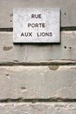 Dijon lizenzfreie stockfotografie