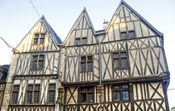 Dijon - Buildings Royalty Free Stock Photos