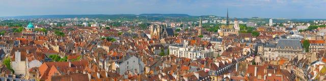 Dijon an einem Sommertag Stockfotos