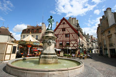 Dijon, France Image stock