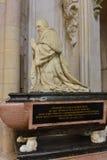 Dijon, France - april 22 2016 : cathedral Stock Photo