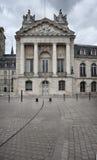 Dijon, France, liberations square Royalty Free Stock Photos