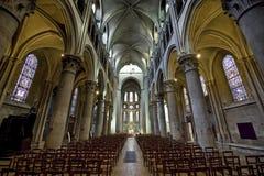 Dijon - Notre Dame fotos de stock