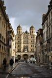 Dijon Old Town Urban View Stockbild