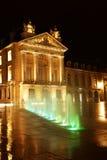 Dijon regerings- byggnad Royaltyfria Bilder