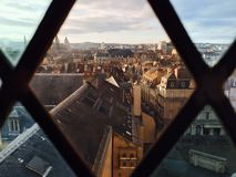 Dijon Tower 2 Fotografie Stock
