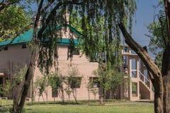 Dikala-Gästehaus Lizenzfreies Stockfoto