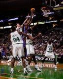 Dikembe Mutumbo, Nowy Jork Knicks Zdjęcie Stock