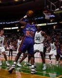 Dikembe Mutumbo, Nowy Jork Knicks Obrazy Royalty Free