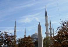 DikilitaÅŸ, mezquita del sultanhamet Imágenes de archivo libres de regalías