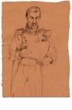diktator vektor illustrationer