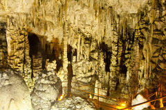 dikteo σπηλιών ανδρων Στοκ φωτογραφία με δικαίωμα ελεύθερης χρήσης