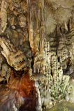Dikteon grotta Ställe av Zeus födelse crete Grekland Arkivfoton