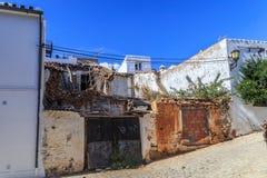Dilapidated дом Стоковая Фотография