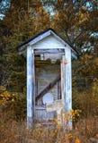Dilapidated Bijgebouw stock foto