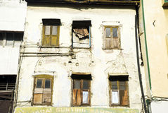 Free Dilapidated Building Royalty Free Stock Image - 5619796
