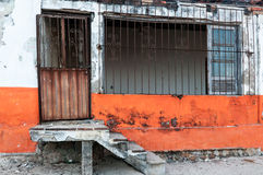 Dilapidated Building royalty free stock images