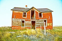 Dilapidated Home Stock Photos