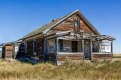 Dilapidated home Stock Image
