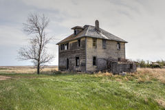 Dilapidated home Royalty Free Stock Photos