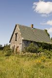 Dilapidated house Royalty Free Stock Images
