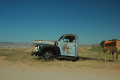 Dilapidated Truck Royalty Free Stock Photo