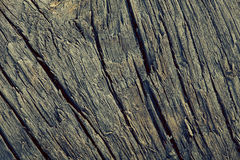 Dilapidated wood board, textured background Stock Photos