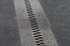 Dilatación del camino Imagen de archivo libre de regalías
