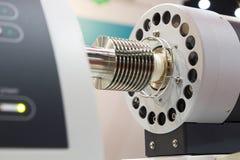 Dilatometeren för termisk utvidgning royaltyfria foton