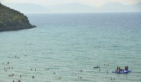 ¼ Dilek Yarımadası-bà yà ¼ k Menderes Deltası Milli Parkı die Türkei Lizenzfreie Stockfotos