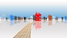 Free Dilema Housing Selection Stock Photo - 20233360