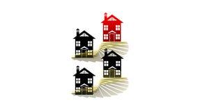 Free Dilema Housing Selection Stock Photos - 22127923