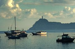 Dili, Timor Est Fotografie Stock
