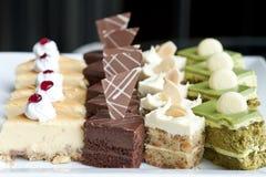 Dilicious Kuchen Lizenzfreies Stockfoto