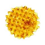 Dillandear cirklar guld- Royaltyfria Bilder