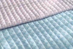 Dillandehanddukar textur royaltyfria foton