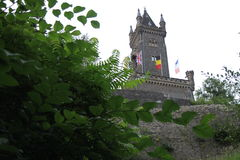 Dillenburg-Schloss, Deutschland Lizenzfreies Stockfoto