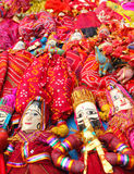 Dilli haat, rajasthani puppet Stock Photo