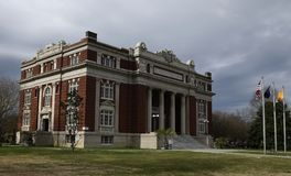 Dillon County Courthouse #3 arkivfoton