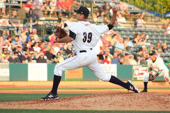 Dillon McNamara, Charleston RiverDogs Royalty Free Stock Photos