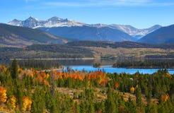 Dillon reservoir Stock Images